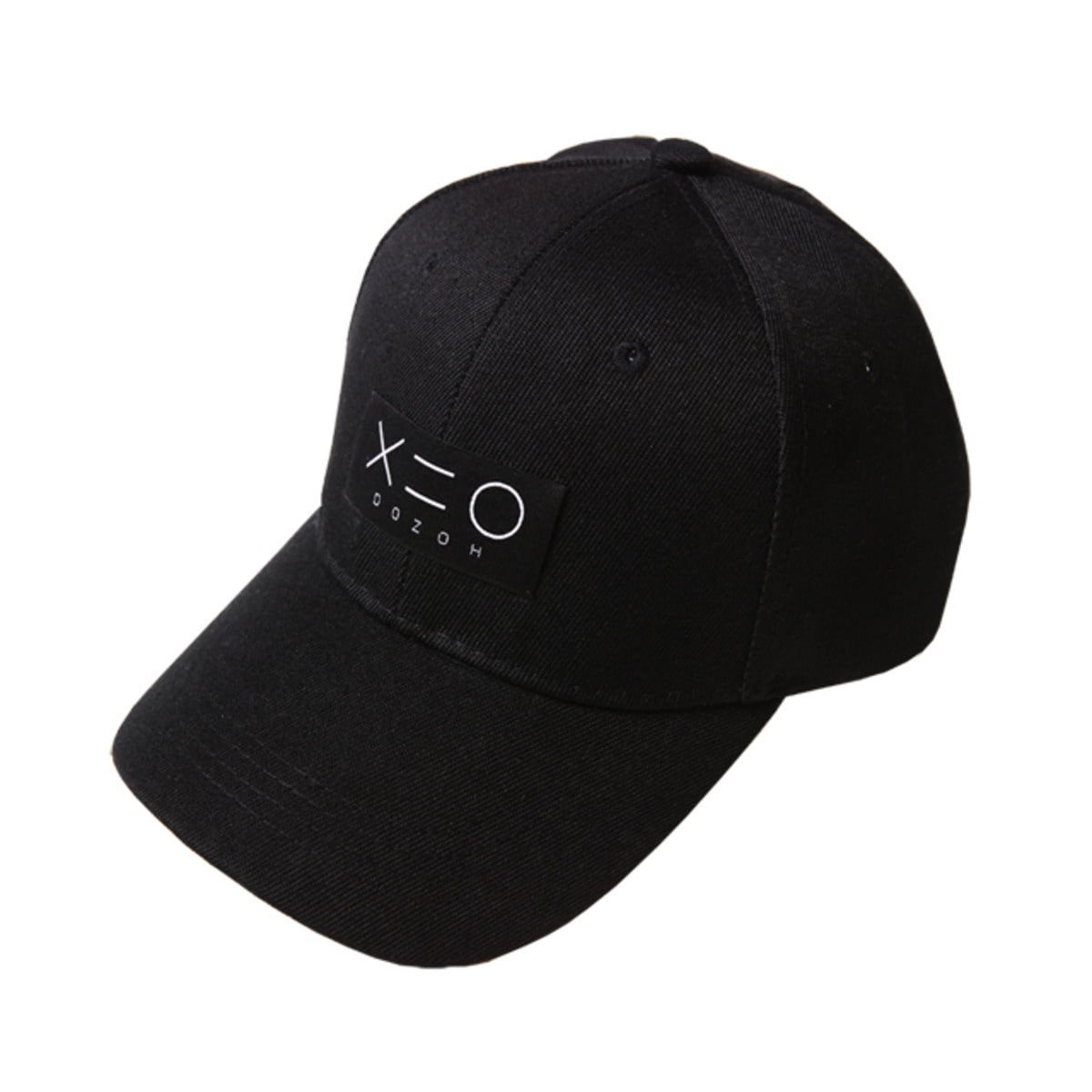 BLACK DOZOH LABEL CAP