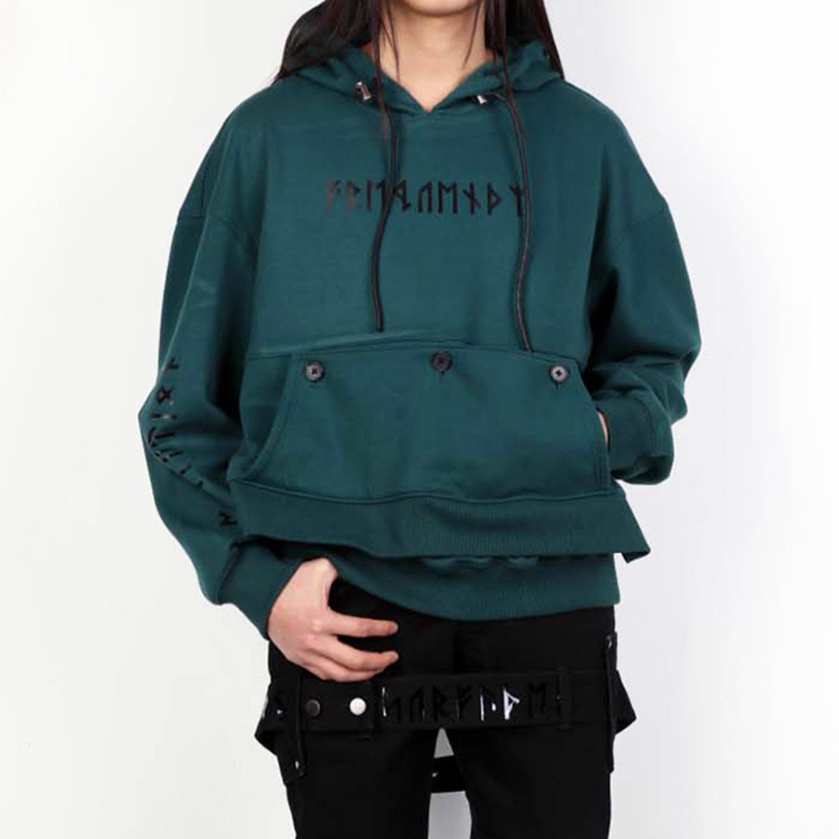 FREQUENCY HOODY SWEATSHIRTS (DZFW19_TP01)
