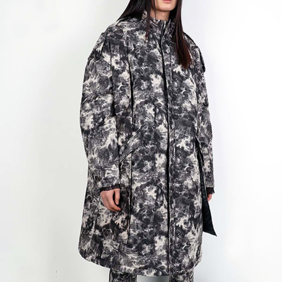 POLLUTED MILITARY COAT (DZFW19_OT_CT03)